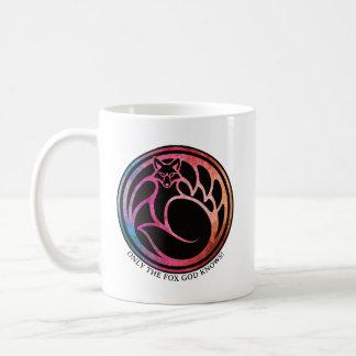 孤の神だけ知っています! コーヒーマグカップ