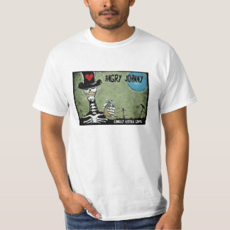 孤独で小さい墓 Tシャツ