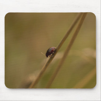 孤独なカブトムシ マウスパッド