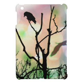 孤独なカラスのiPad Miniケース iPad Miniケース