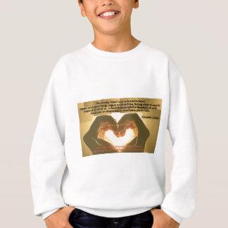 孤独なハート スウェットシャツ