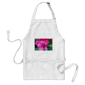 孤独なピンクの花 スタンダードエプロン