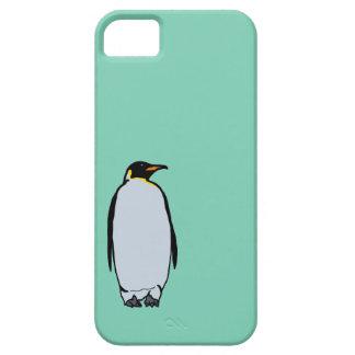 孤独なペンギンのiPhone 5の場合 iPhone SE/5/5s ケース