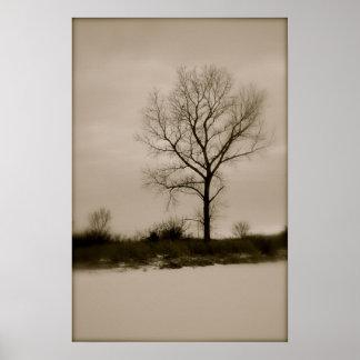 「孤独な冬」ポスター ポスター