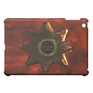 孤独な星の野生の西のヴィンテージのスタイルのiPadの場合 iPad Miniケース
