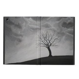 孤独な木- iPadの場合 iPad Airケース