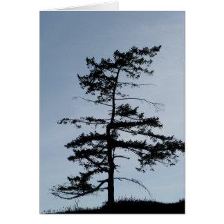 孤独な生存者の木 カード