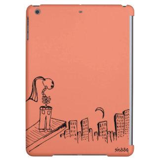 孤独な英雄 iPad AIRケース