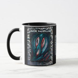 孤独の幽霊 マグカップ