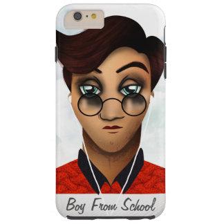 学校からの男の子 TOUGH iPhone 6 PLUS ケース