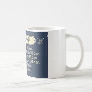 学校のスタッフ コーヒーマグカップ