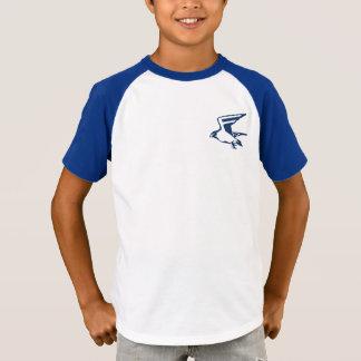 学校のマスコット Tシャツ