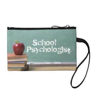学校の心理学者の多目的リストレット コインパース