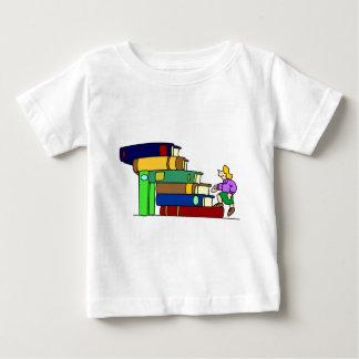 学校の時間、新学期 ベビーTシャツ