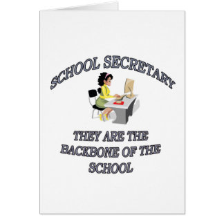 学校の秘書 カード
