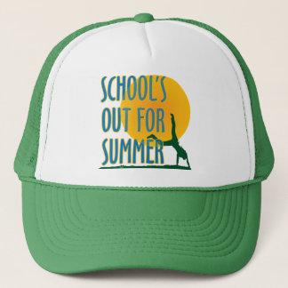 学校夏のために! キャップ