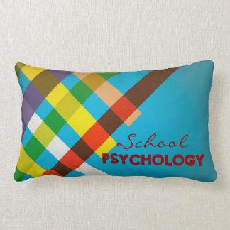 学校心理学の枕 ランバークッション