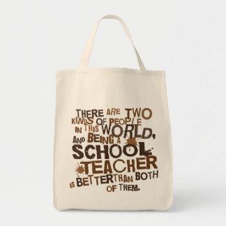 学校教師のギフト トートバッグ