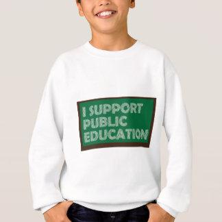 学校教育 スウェットシャツ