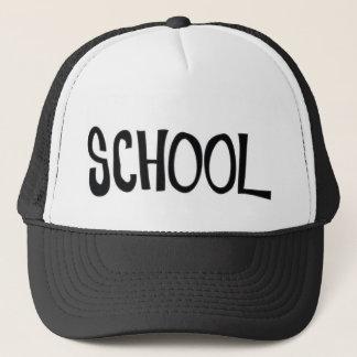 学校 キャップ
