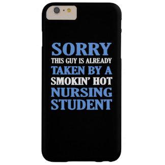 学生の看護によって取られる BARELY THERE iPhone 6 PLUS ケース