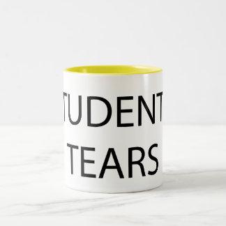 学生の破損 ツートーンマグカップ