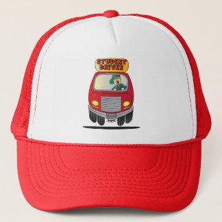 学生の運転者の帽子 キャップ