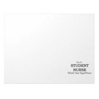 学生ナース ノートパッド