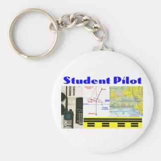 学生パイロット キーホルダー