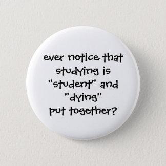 学生ボタン 5.7CM 丸型バッジ