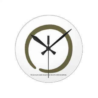 学生 ラウンド壁時計