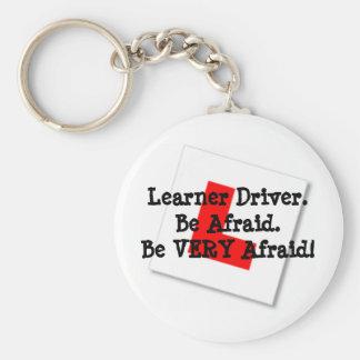 学習者の運転者 キーホルダー