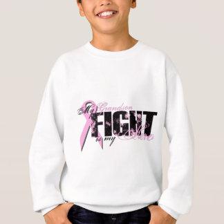 孫の英雄-戦いの乳癌 スウェットシャツ