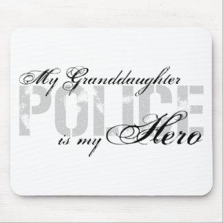 孫娘は私の英雄-警察です マウスパッド