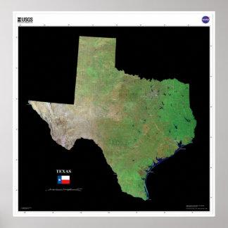 宇宙からのテキサス州 ポスター