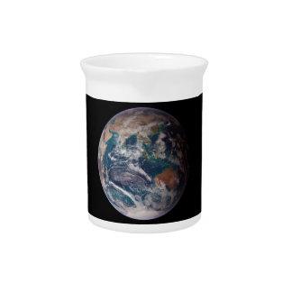 宇宙からの地球 ピッチャー