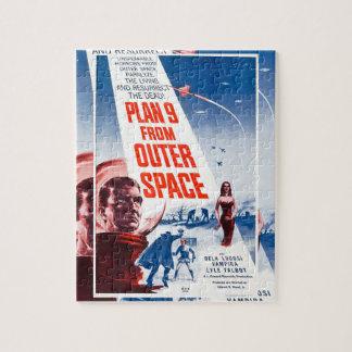 宇宙からの計画9 パズル
