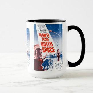 宇宙からの計画9 マグカップ