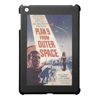宇宙からの計画9 iPad MINI カバー