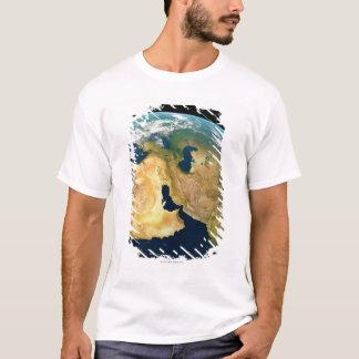 宇宙から見られる地球 Tシャツ