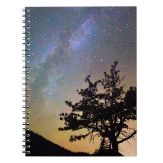 宇宙で無くなっている得て下さい ノートブック