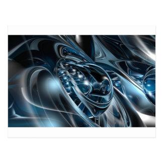 宇宙のクロム ポストカード