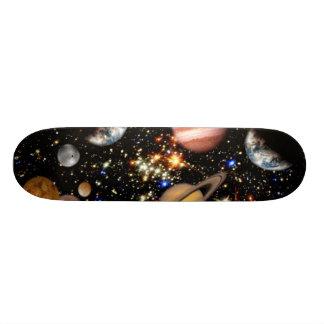 宇宙のスケートボード スケートボード