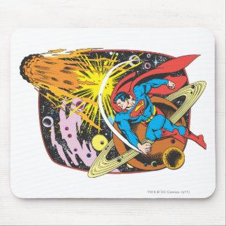 宇宙のスーパーマン マウスパッド