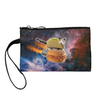 宇宙のタコス猫そしてロケットのハンバーガー コインパース