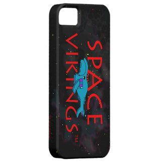 宇宙のバイキングのタイトルのロゴw BSの降伏2 iPhone SE/5/5s ケース