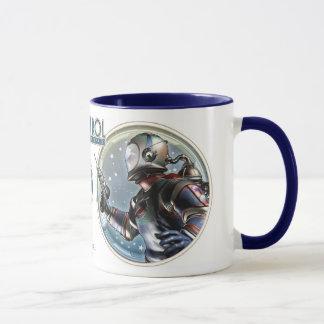 宇宙のパトロールのマグ マグカップ