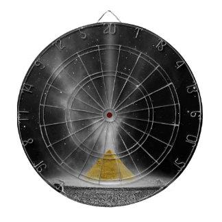 宇宙のピラミッド ダーツボード