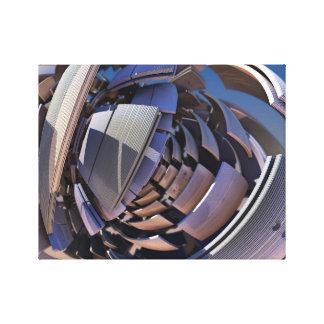 宇宙のフラクタルI キャンバスプリント