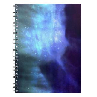 宇宙のブルースター ノートブック